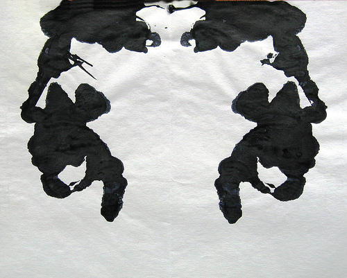 ink-blot-test