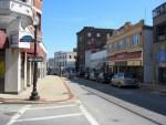 downtown pawtucket busines street