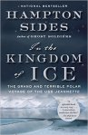 cover of in the kingdom of ice glacier water