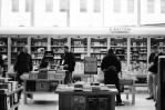 interior of b dalton bookstore