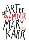 cover of art-of-memoir-karr