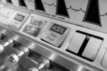 Kool Cigarette in machine