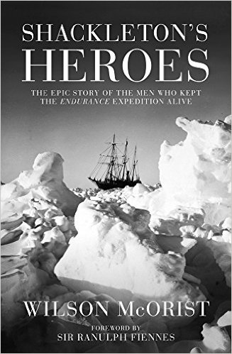 shackleton's heroes cover