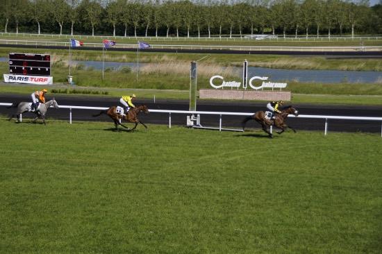 6eme course - Hippodrome Chatillon sur Chalaronne