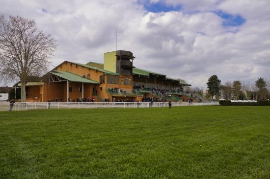 Hippodrome Chatillon sur Chalaronne - course 25/03/2019 - Photo 1