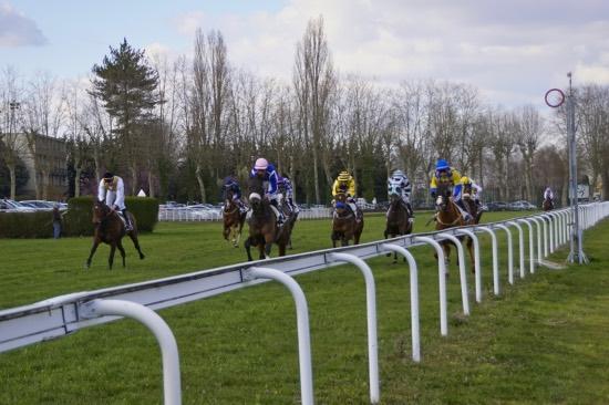 Hippodrome Chatillon sur Chalaronne - course 25/03/2019 - Photo 41