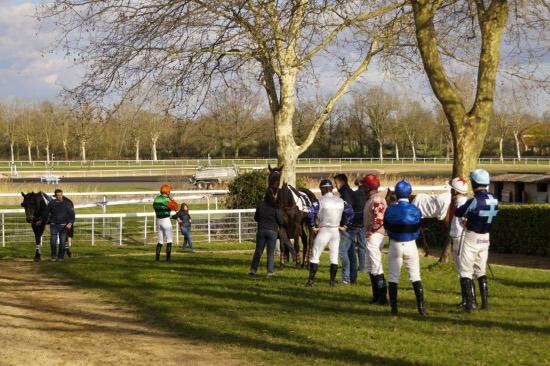 Hippodrome Chatillon sur Chalaronne - course 25/03/2019 - Photo 45