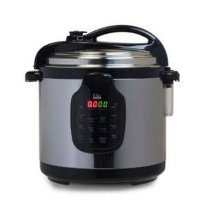 Elite/Cook's Essentials EPC-678 6qt Electric Pressure Cooker Manual
