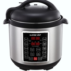 GoWISE Electric Pressure Cooker Manual GW22606
