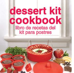 Fagor Pressure Cooker Dessert Kit Recipe Booklet Hip Pressure Cooking