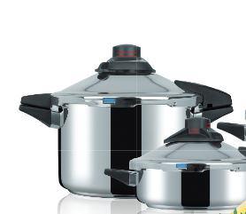 Kuhn Rikon Aclea Powersteamer Pressure Cooker Manual