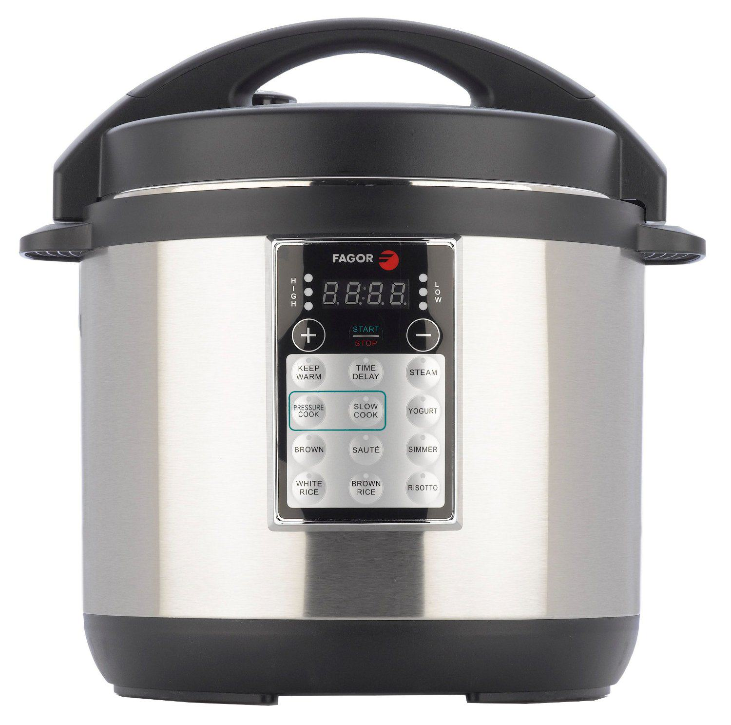 Fagor LUX Electric Pressure Cooker Manual, Error Codes & Info ⋆ hip
