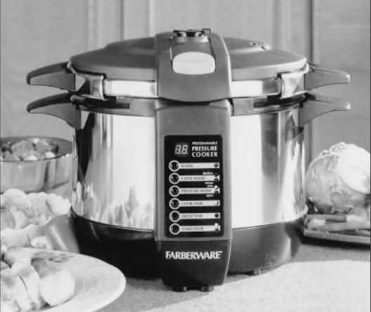 Farberware Millenium Electric Pressure Cooker Manual ⋆ Hip Pressure Cooking