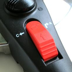 Magefesa Practika self-locking button