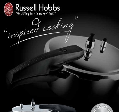 russell hobbs pressure cooker recipe booklet hip