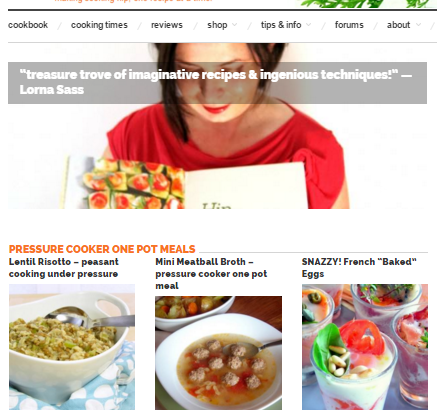 hip pressure cooking - pressure cooker recipes & tips!