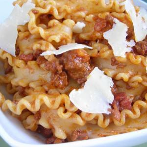 Traditional Bolognese Sauce in Half The Time