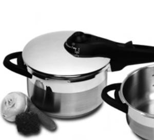 B/R/K Premium Pressure Cooker Manual