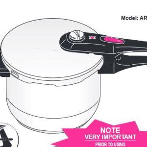 Magefesa Arian Pressure Cooker Manual