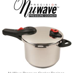 NuWave Precision Pressure Cooker Recipe Book