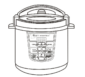 Cook's Essentials ⋆ hip pressure cooking