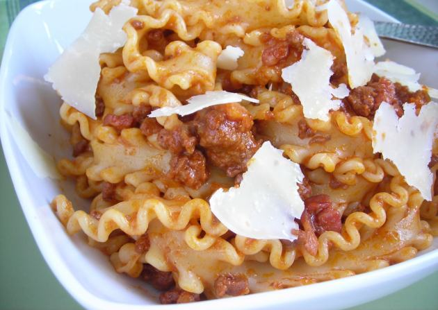 pressure cooker bolognese sauce - the right way!