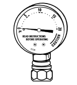 Presto Pressure Canner and Cooker Manual (pressure gauge