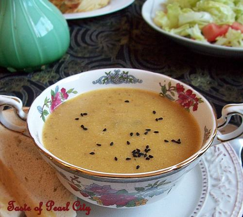 Turkish Pressure Cooker Soup
