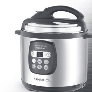 Kambrook Digital Electric Pressure Cooker Manual