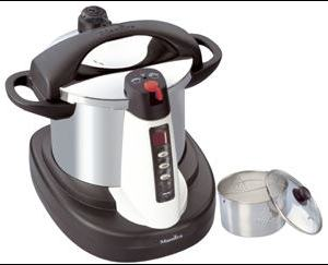 Manttra Chef X-press Electric Pressure Cooker Manual