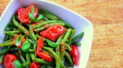 Green Bean & Tomato Salad