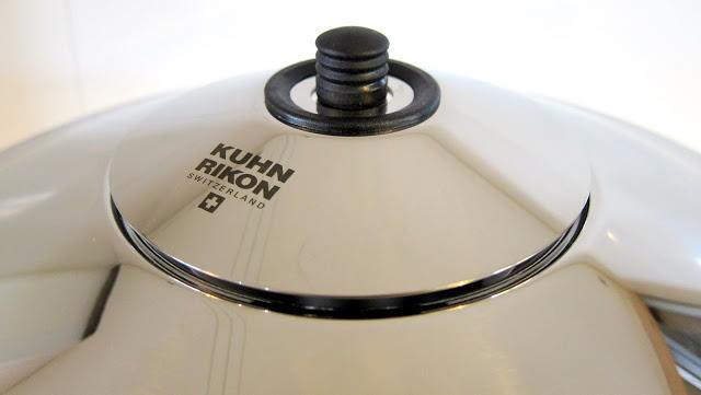 Pressure Cooker Review: Kuhn Rikon Duromatic