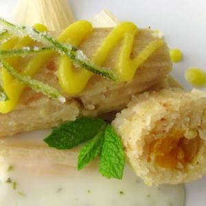 Chef Jen's Dessert Tamales – reader recipe
