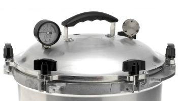 Does pressure cooker size matter? Of course!