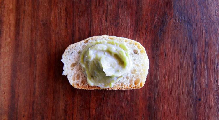 Pressure Cooker Artichoke and White Bean dip