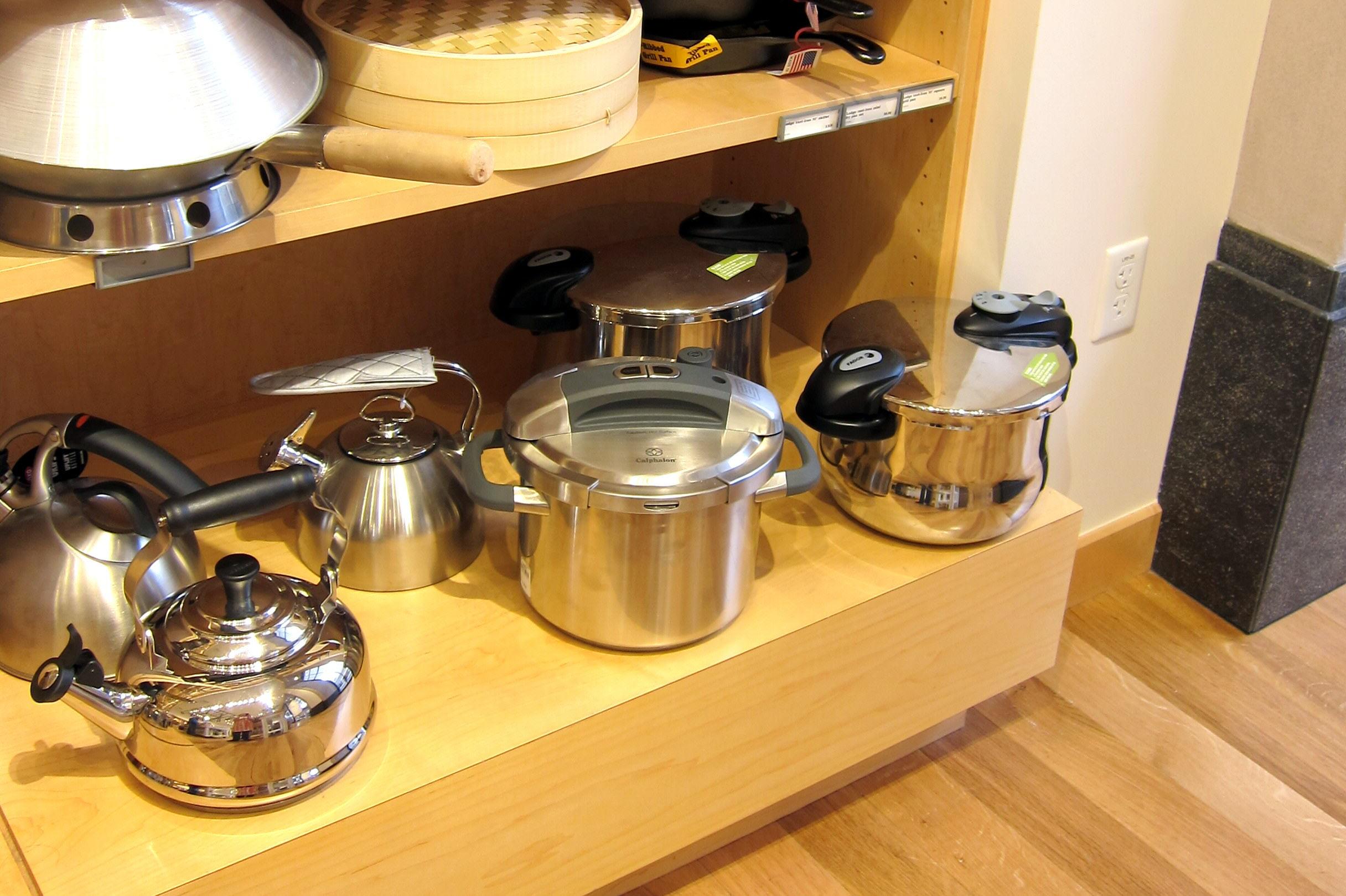 Fagor Pressure Cooker Display