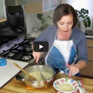 VIDEO: Making the perfect pressure cooker risotto
