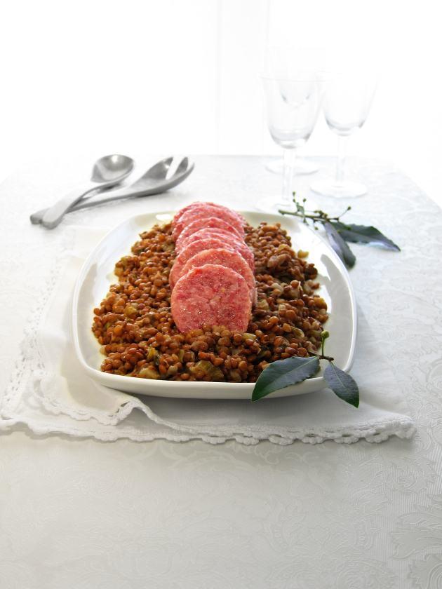 Sausage & Lentils Pressure Cooker Recipe