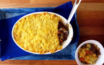 Comfy Cottage Pie - Speedy Brit Comfort Food