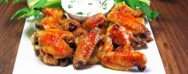 Buffetlicious Hot Wings