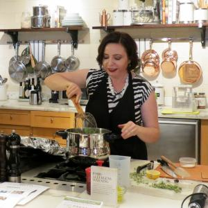 Williams-Sonoma Columbus Circle Fagor Pressure Cooker Demo – Summer 2014