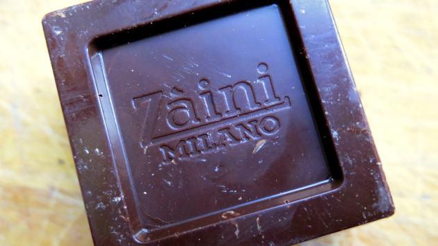 Dark Chocolate Square