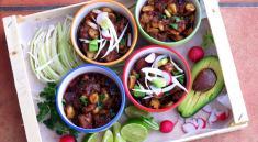 Pressure Cooker Instant Pot Hominy Stew