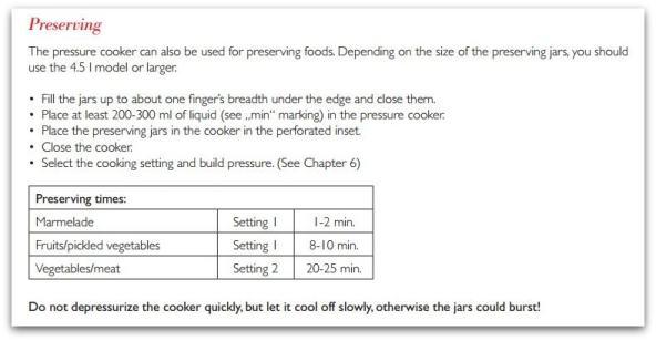 Pressure Canning Guide Faq Put Em Up Update Hip Pressure