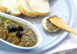 pressure cooker eggplant spread