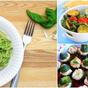 Pressure Cook Zucchini 4-Ways!