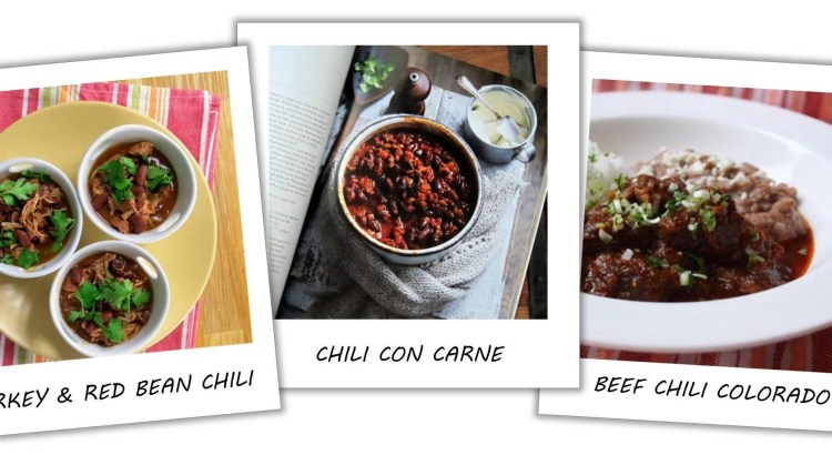 3 Pressure Cooker Chili Recipes!