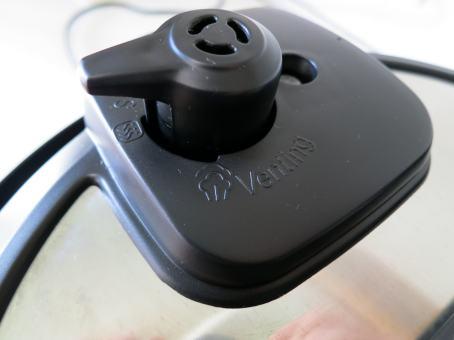 Primary Pressure Release Valve