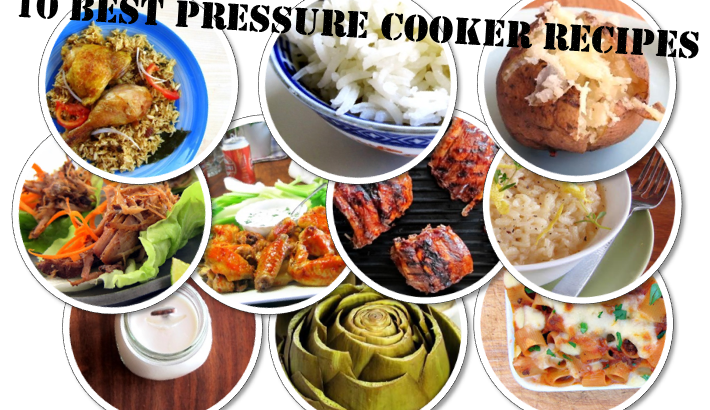 10 Best Pressure Cooker Recipes!