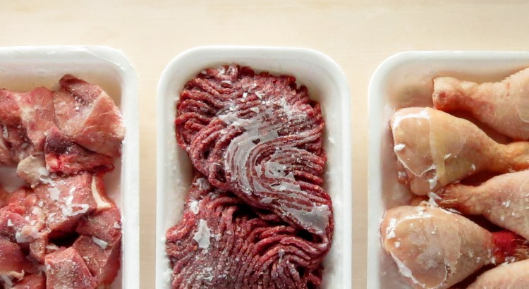 pressure cooker frozen meat